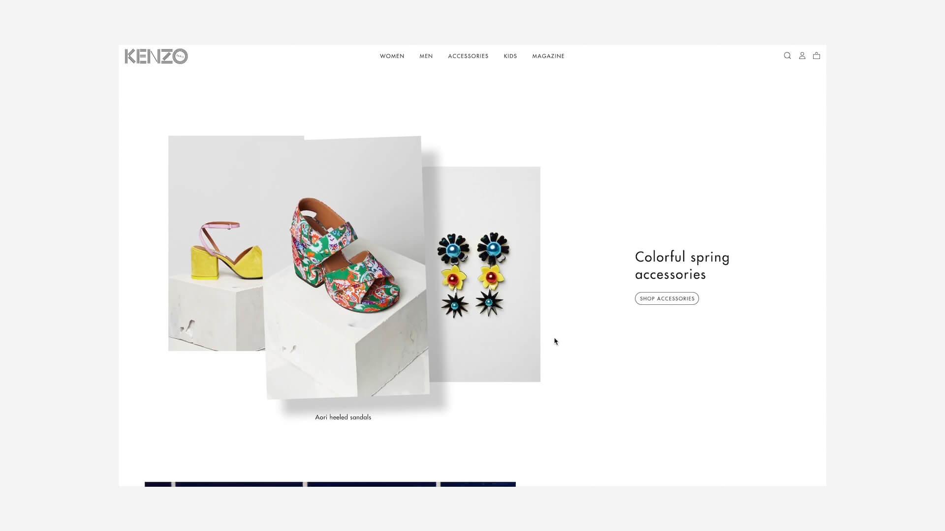 ELODIE FABBRI Homepage
